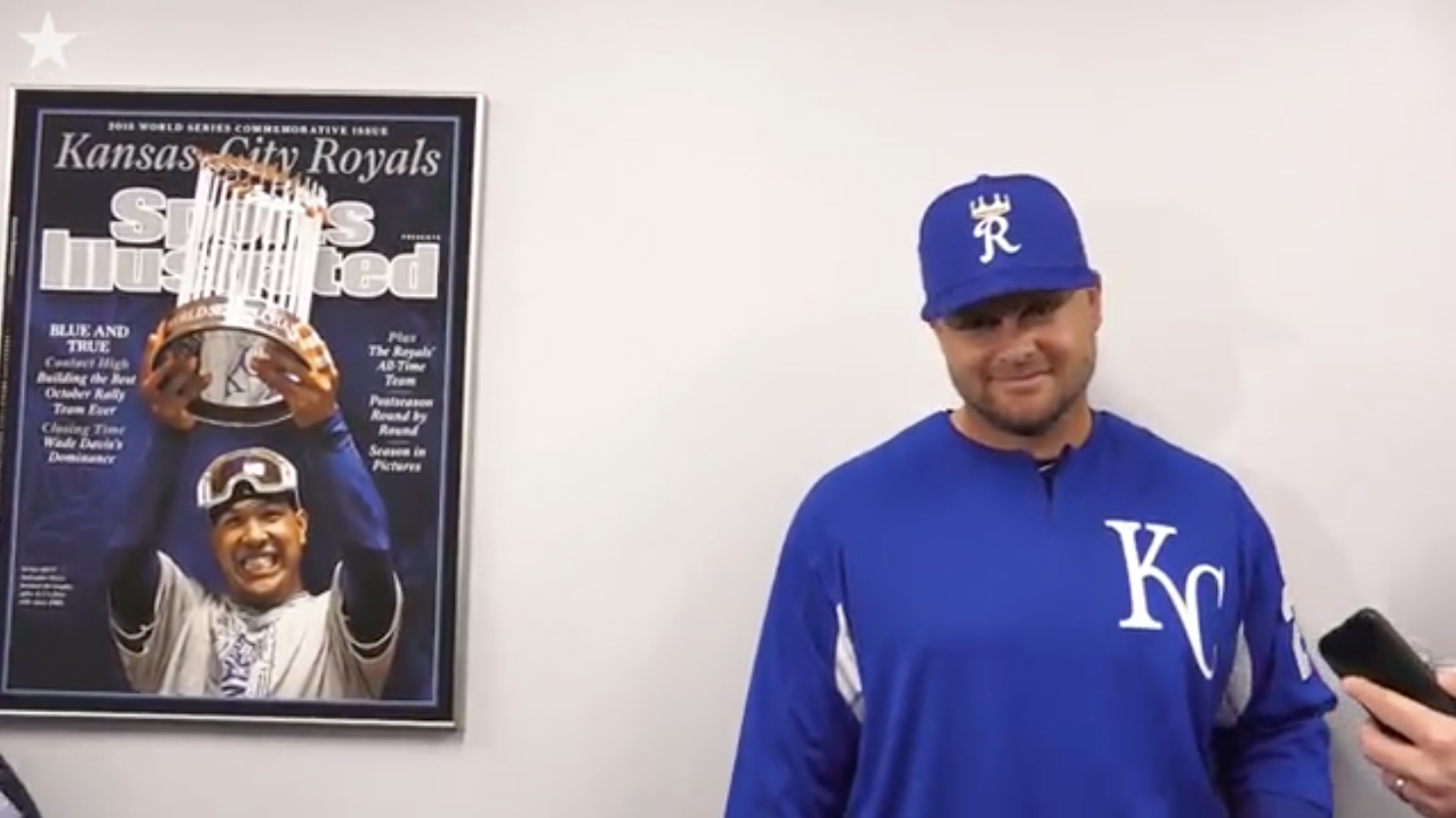 'Funny how baseball works out': Lucas Duda now a Royal