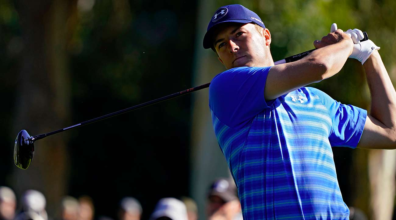 Spieth continues to be one of the best ballstrikers on Tour, but his putting has held him back in 2018.