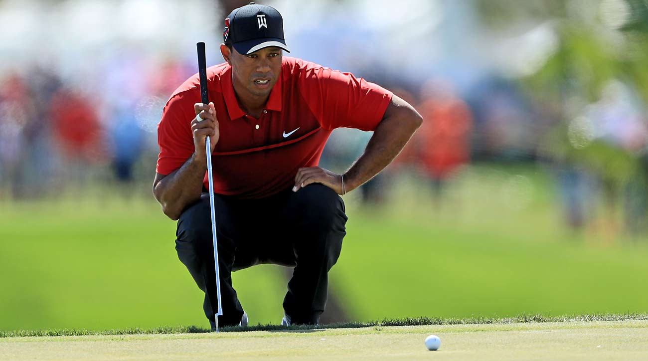 Tiger Woods is fresh off a12th-place finish two weeks ago at the Honda Classic.