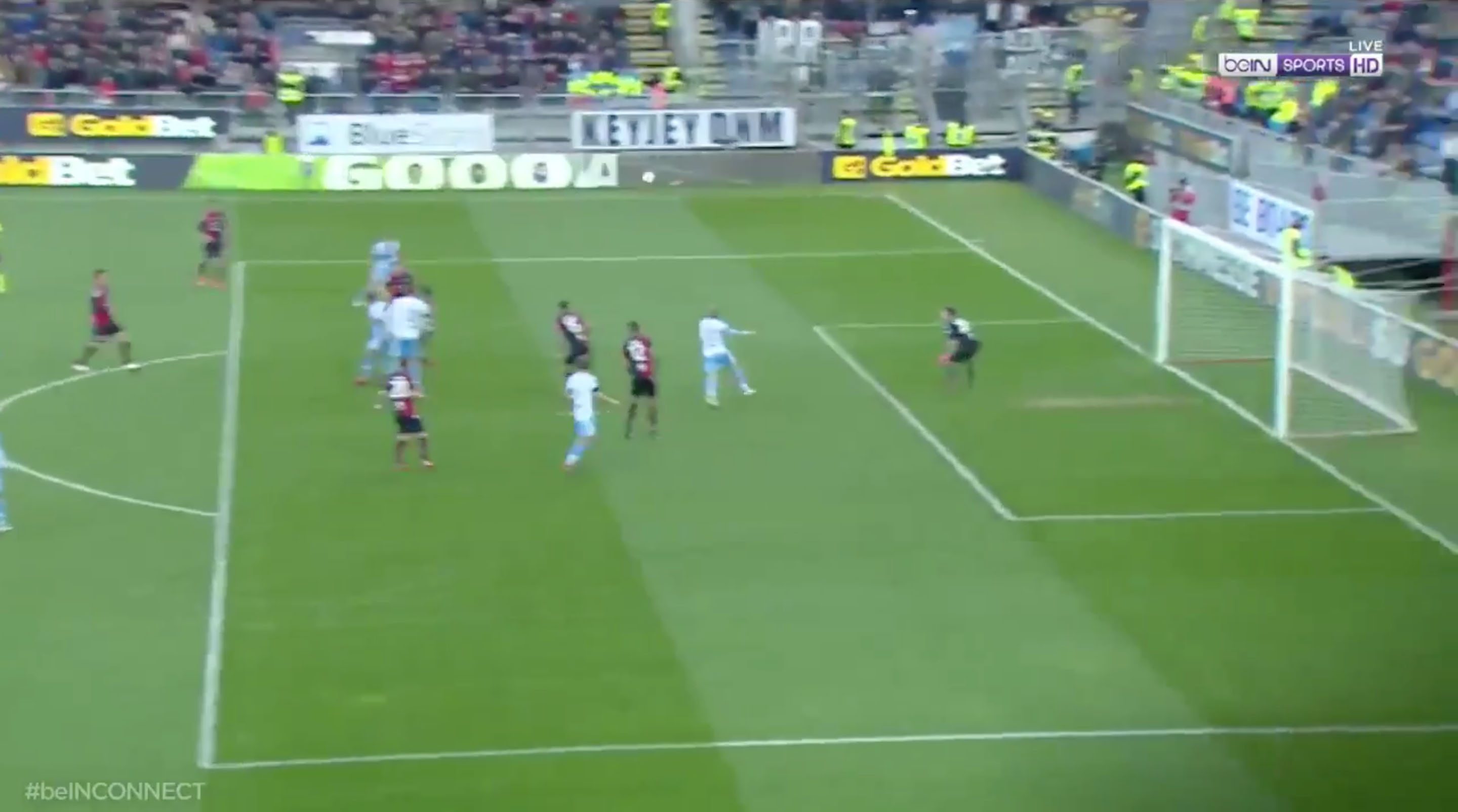 Ciro immobile goal of the year lazio equalizer video si reheart Images