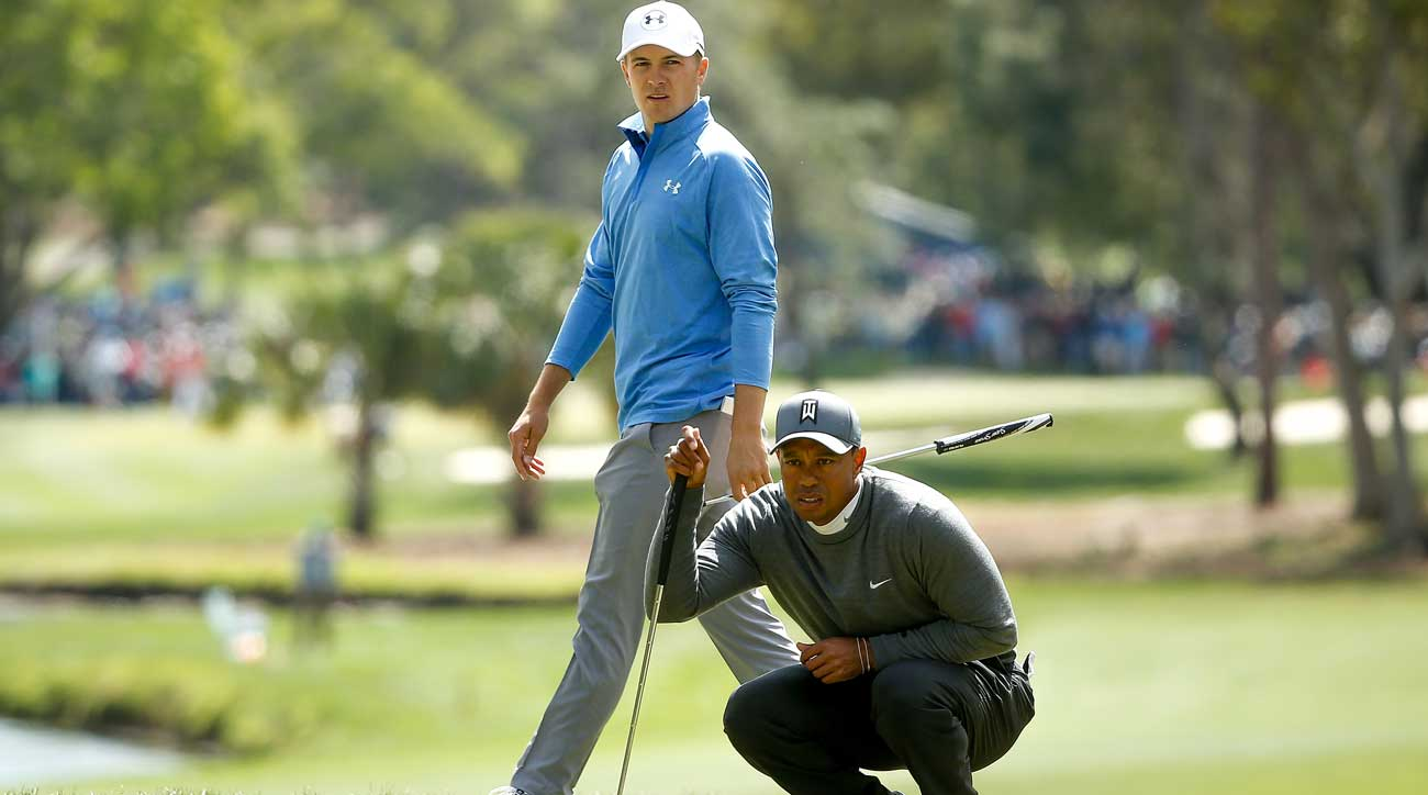 """We want that chance to battle it out with him on Sunday,"" Jordan Spieth said."