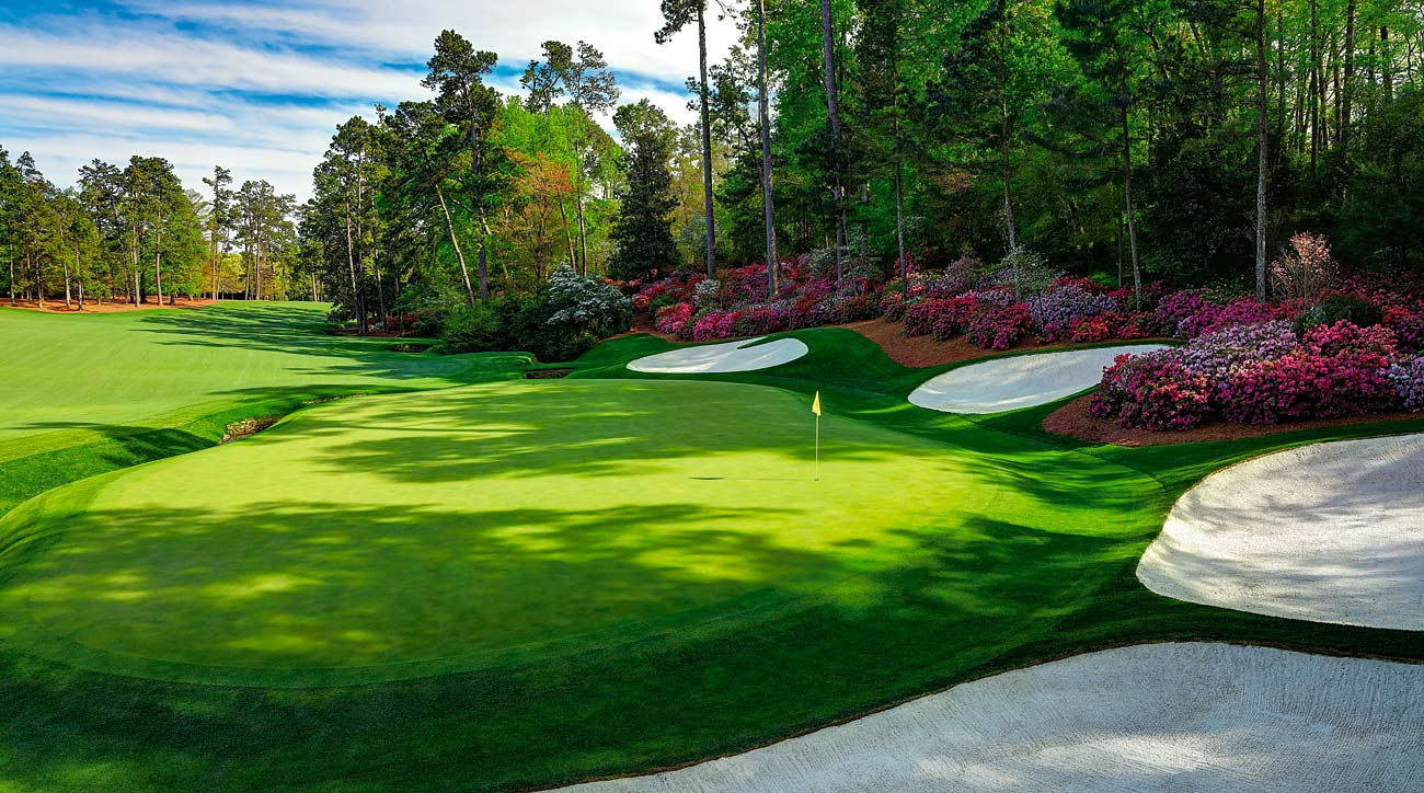 Augusta National, No. 13