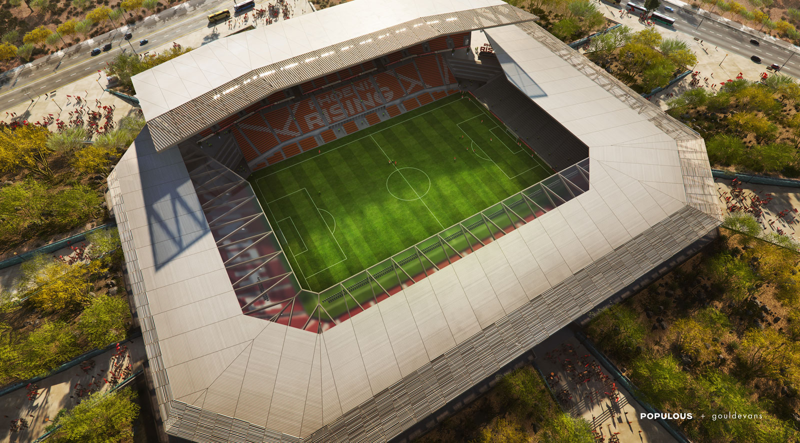 Phoenix Rising's ownership group is aiming for an MLS franchise
