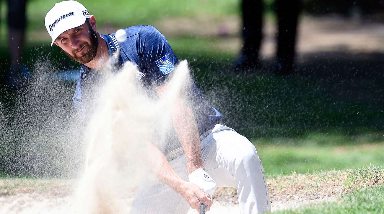 Dustin Johnson is the defending champion at the WGC-Match Play.