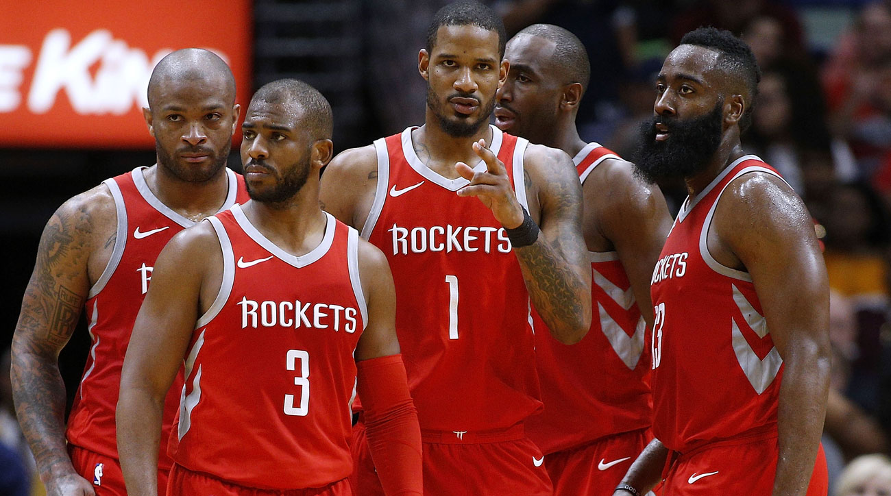 breaking down the rockets historic offense si com