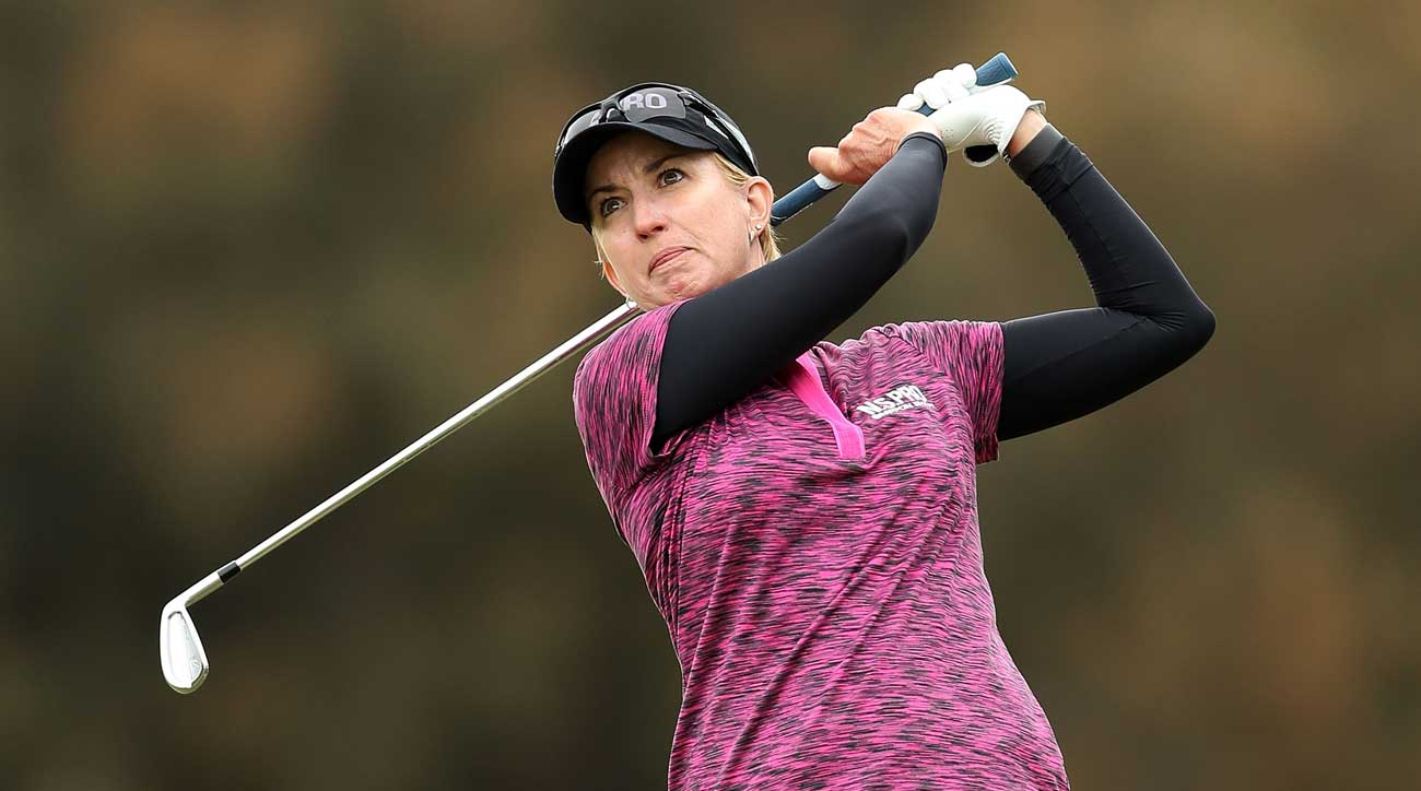 Karrie Webb won consecutive U.S. Women's Open titles in 2000 and 2001.