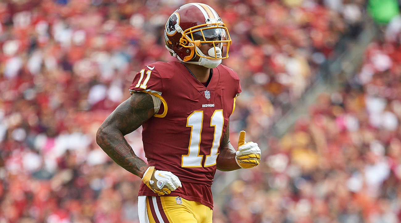 Report: Wide Receiver Terrelle Pryor, Jets Agree to Deal