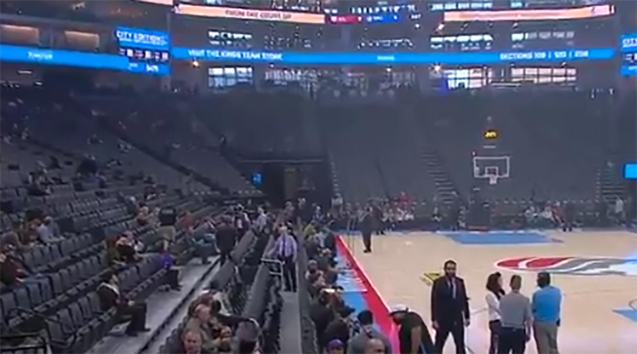 Protesters Delay Start of Hawks-Kings Game After Controversial Sacramento Police Shooting