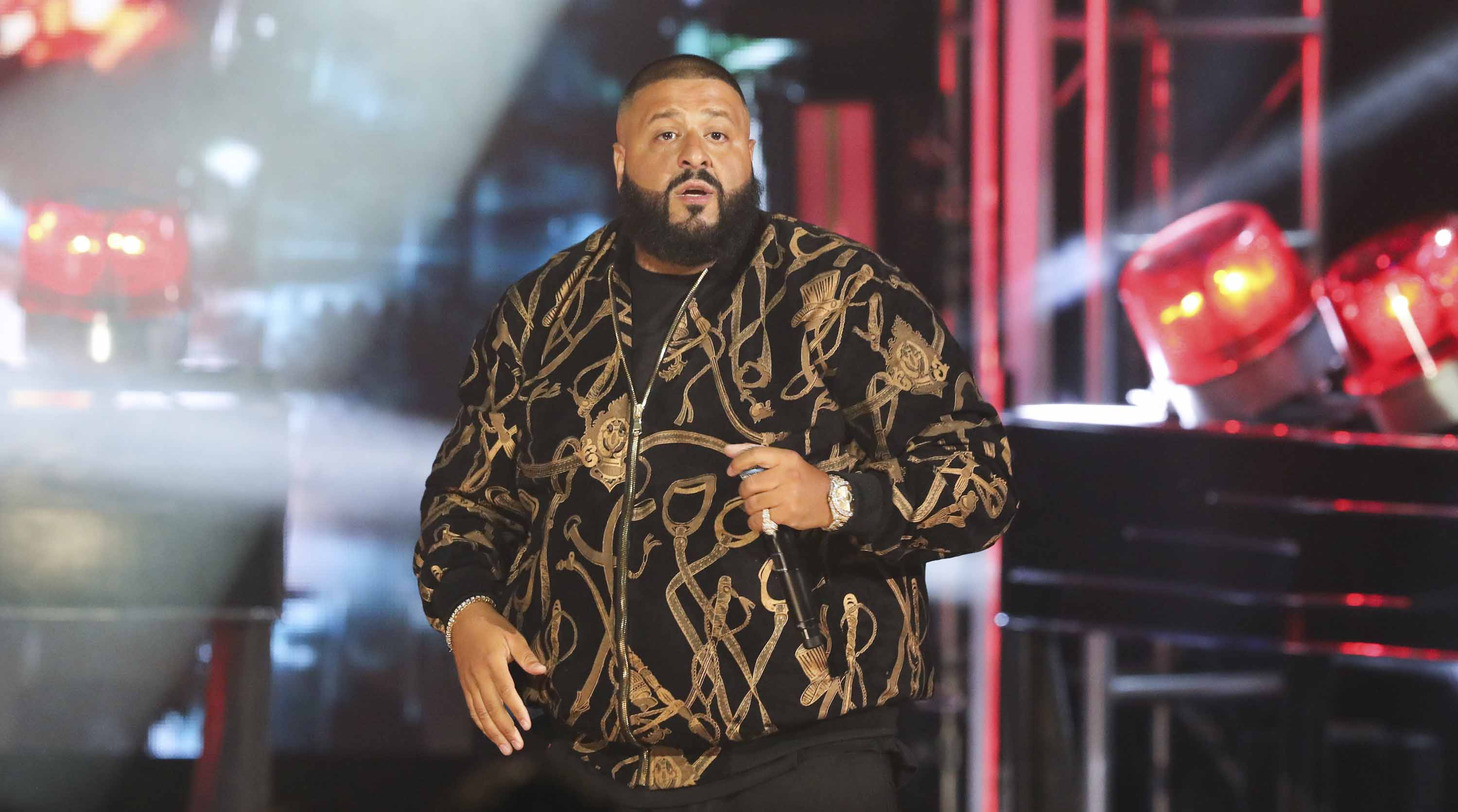 DJ Khaled Will Perform a New Marlins Anthem at Opening Day