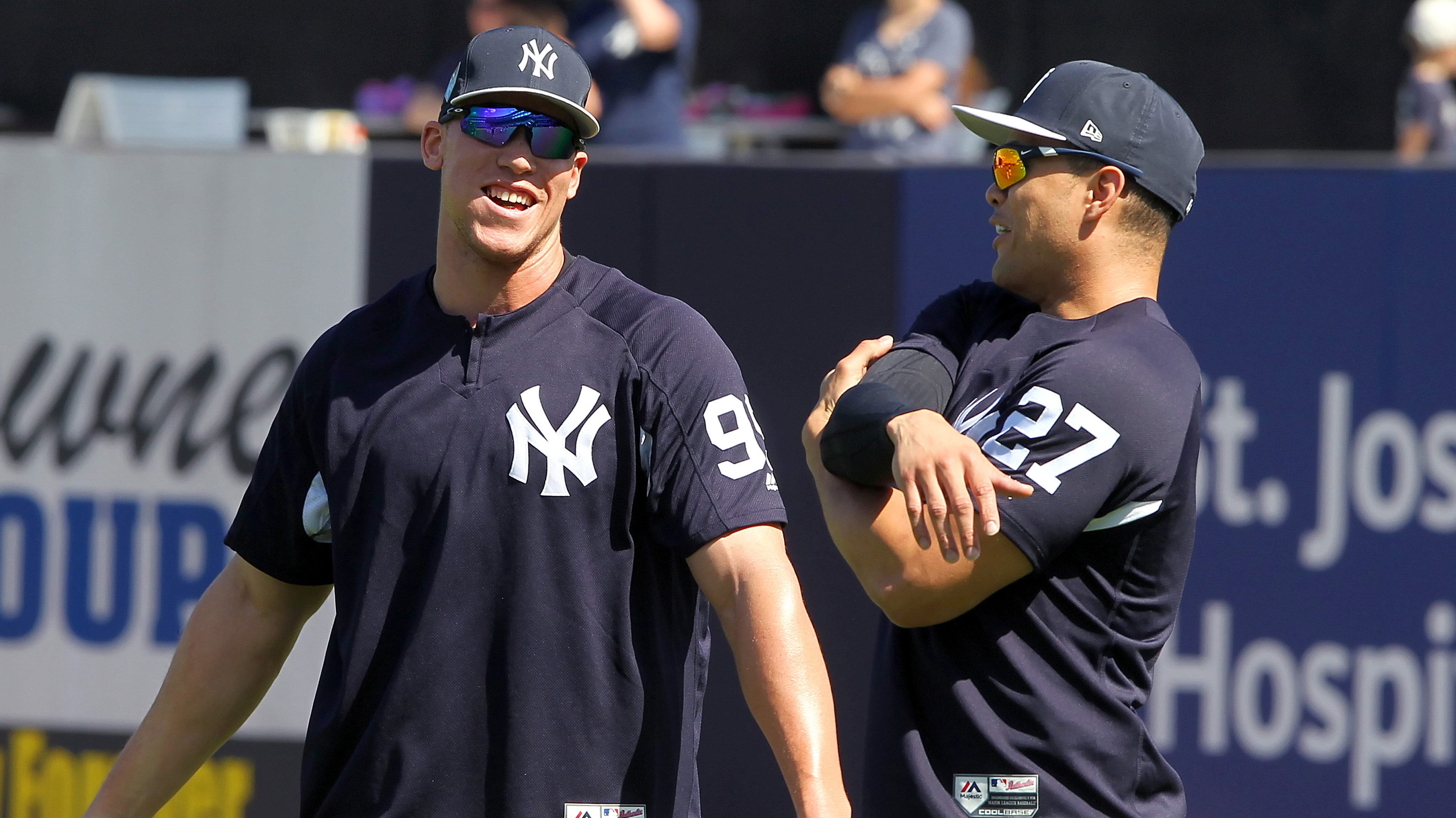 Yankees Will Open Stadium Gates Early So Fans Can Watch Judge and Stanton Mash in BP