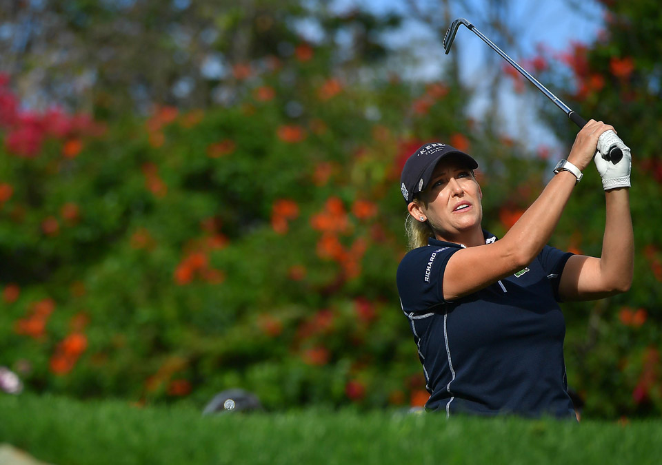 Cristie Kerr has 20 LPGA Tour victories — two of which she claimed last year.