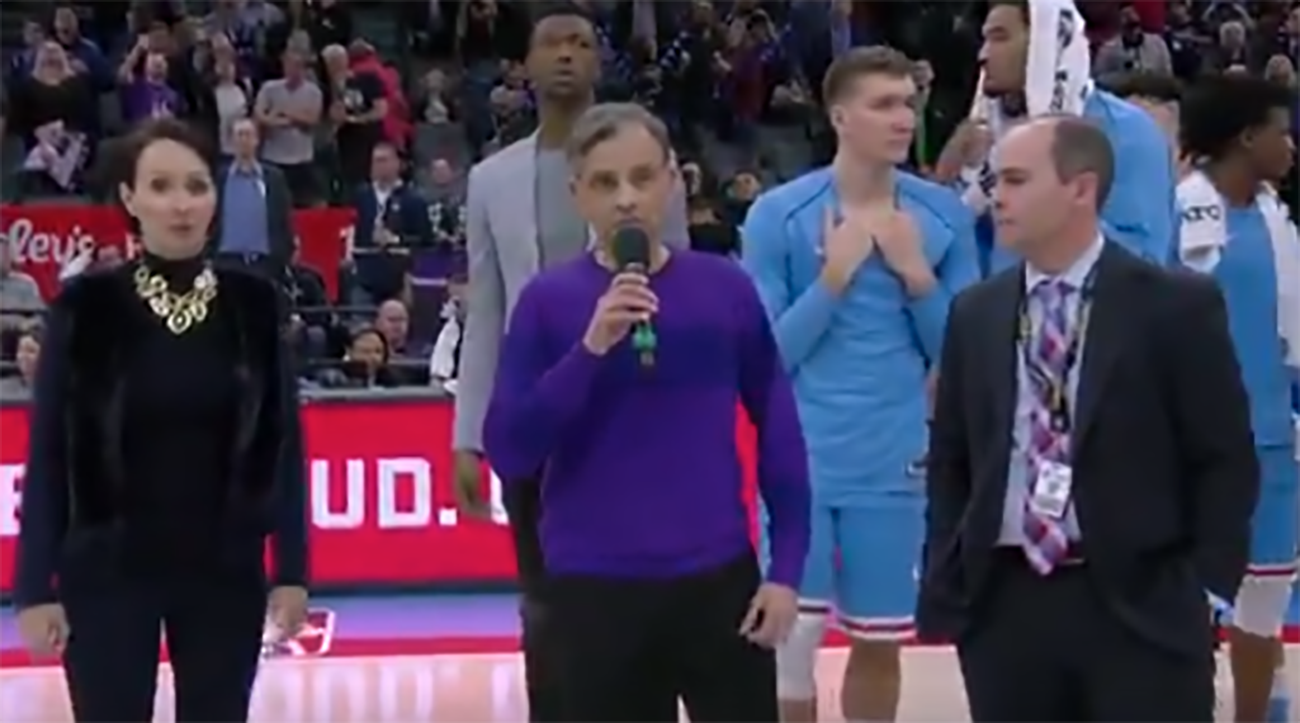 Kings Owner Vivek Ranadive Addresses Protests: 'We Recognize It's Not Just Business as Usual'