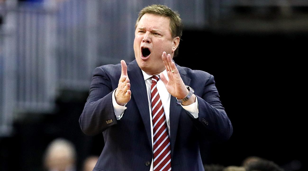 Kansas vs. Duke: Bill Self faces Elite Eight demons in NCAA tournament