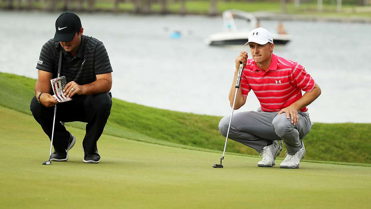 Spieth was bounced by Patrick Reed in the final match of pool play last week in Austin.
