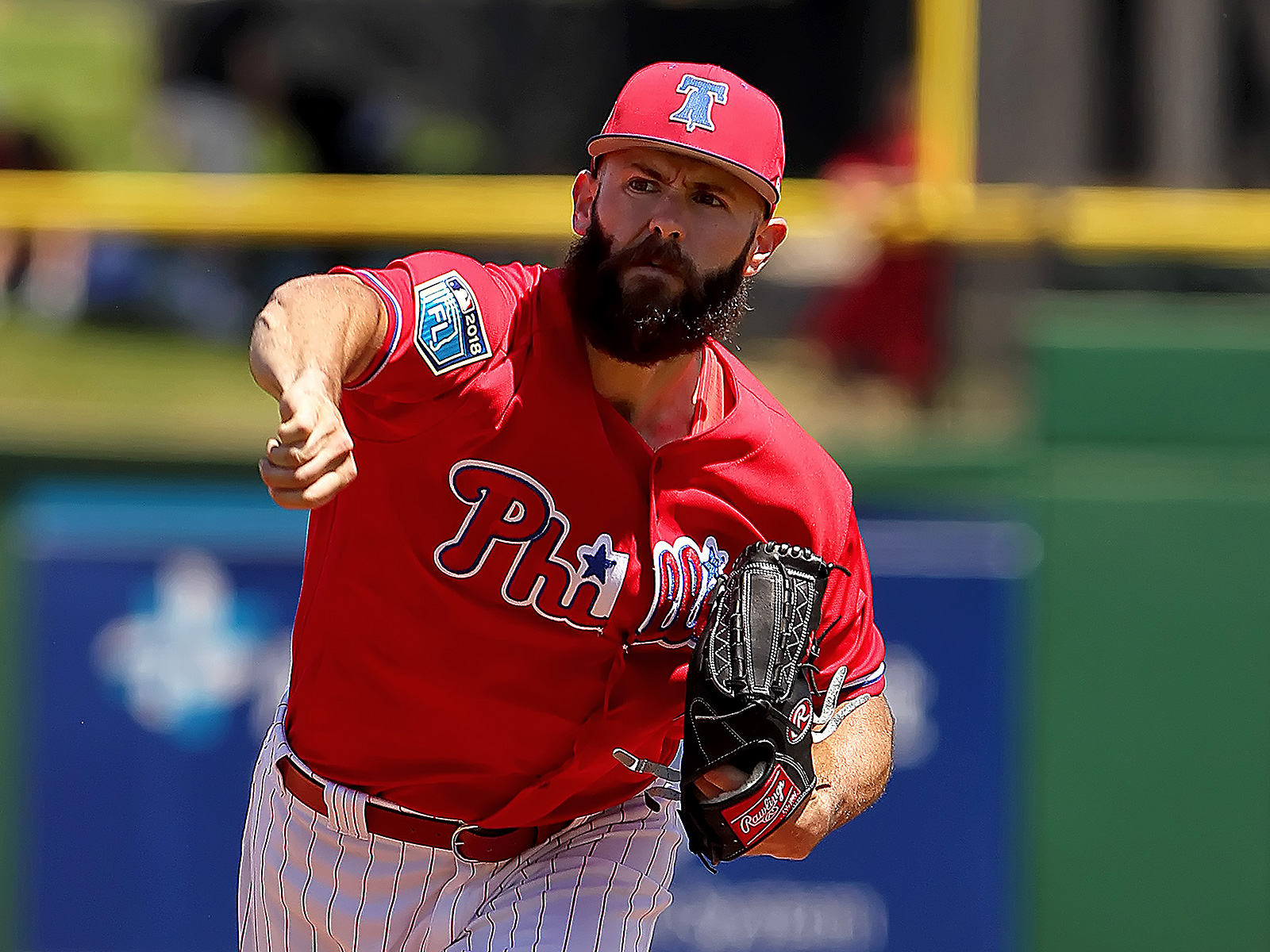 Philadelphia Phillies Jake Arrieta