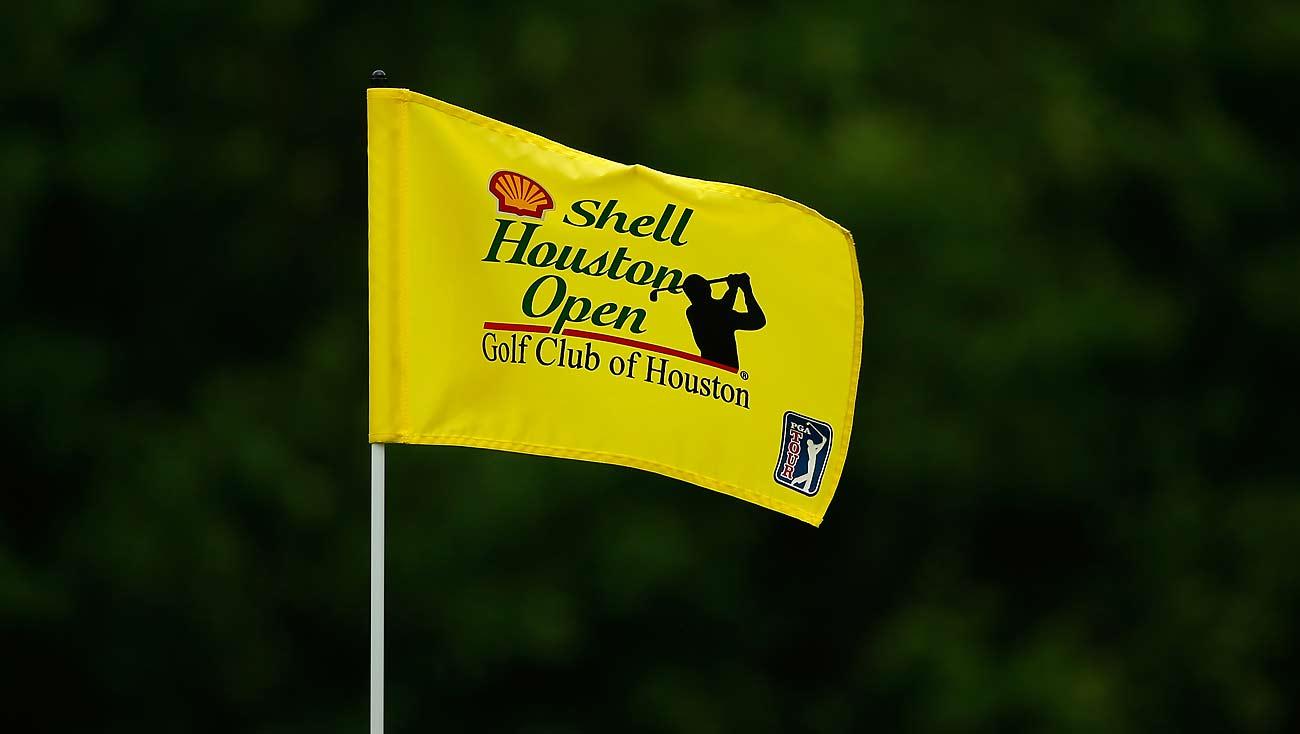 Houston Open flag