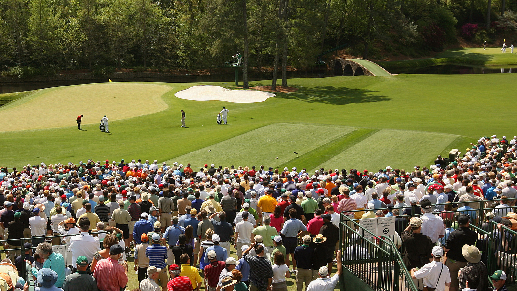 Tim Layden's personal essay from his first visit to Augusta National Golf Club.
