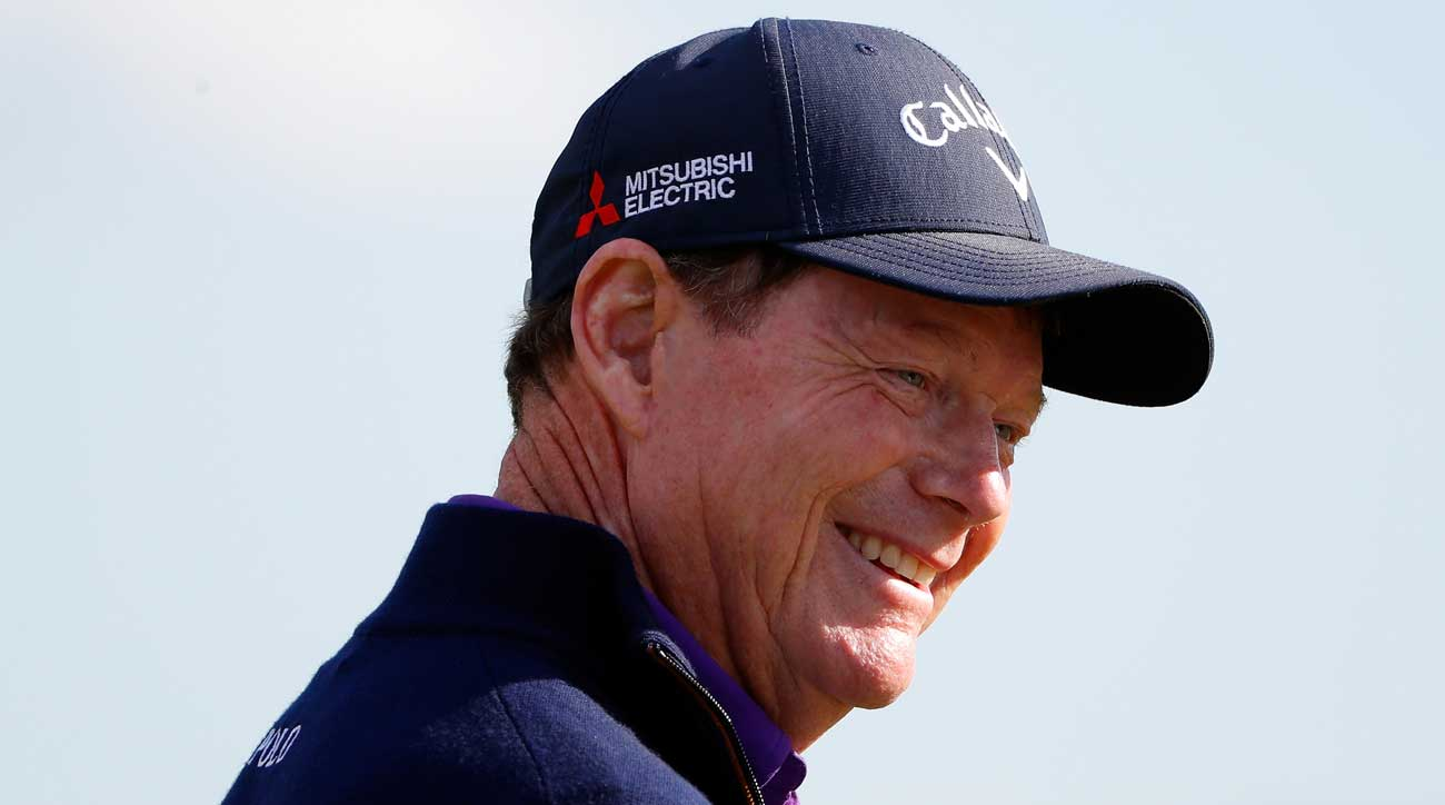 tom watson just became the oldest winner ever of the