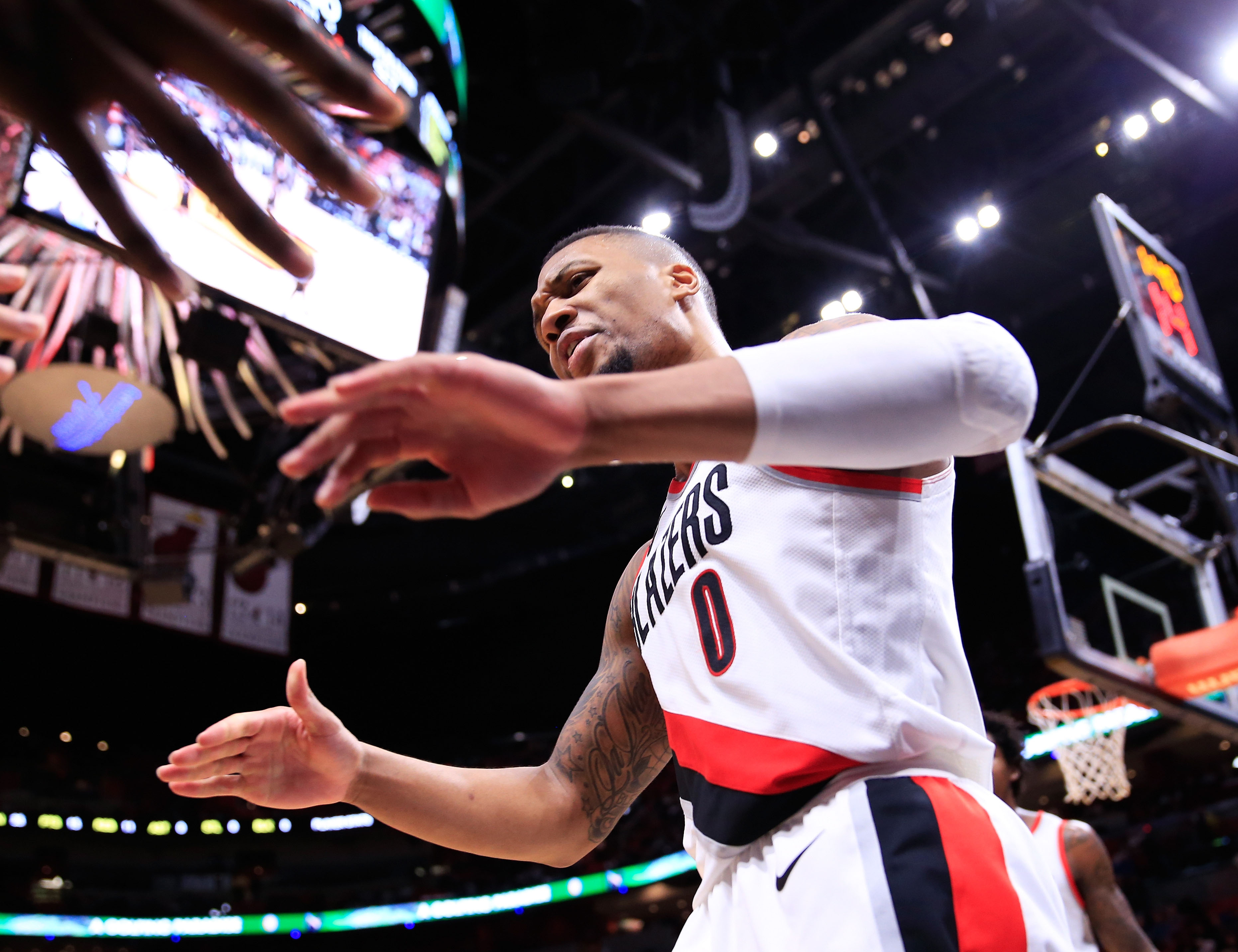 00b1aa237 Damian Lillard  The Blazers Star Has Redefined  Dame Time