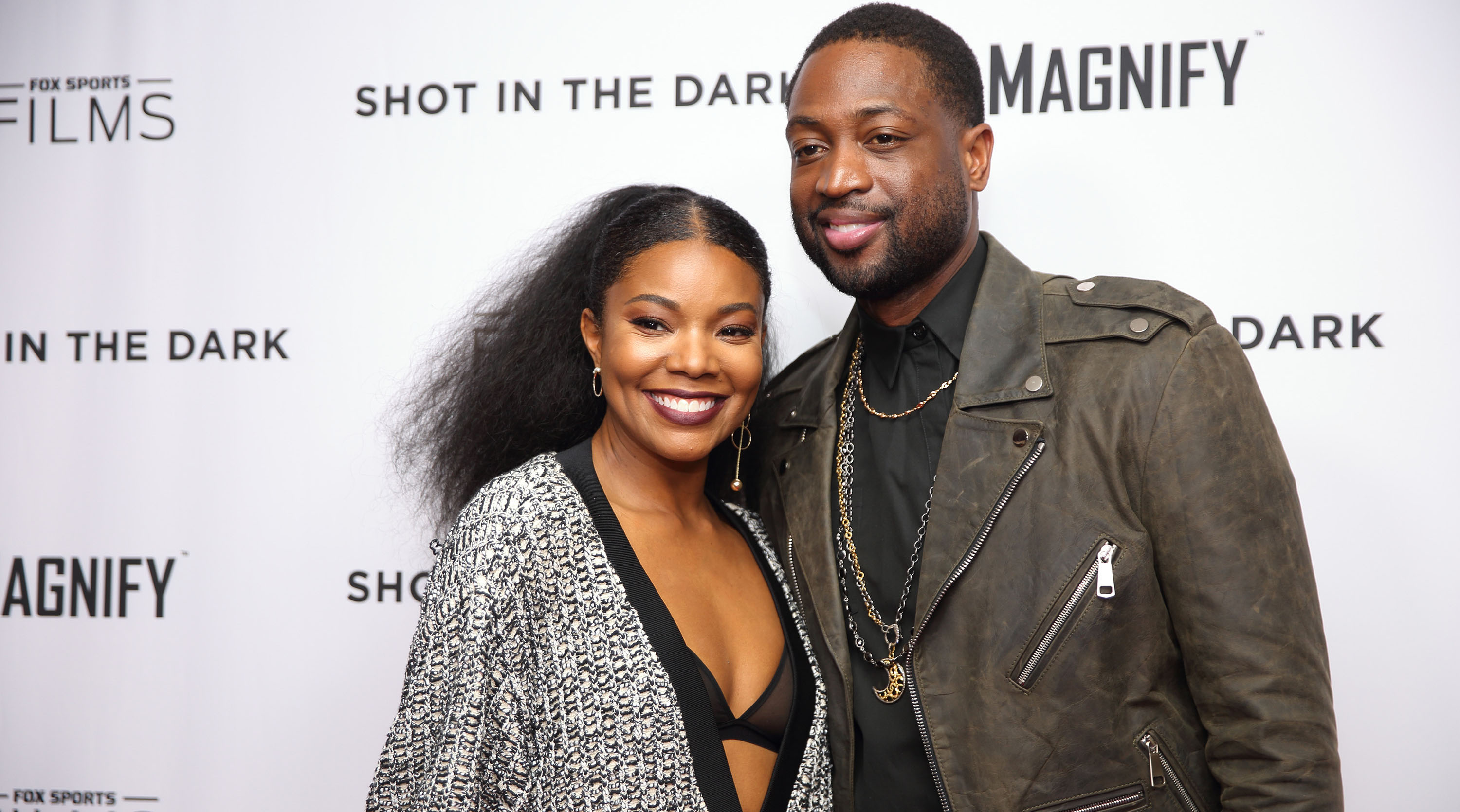 Dwyane Wade and Gabrielle Union HGTV special