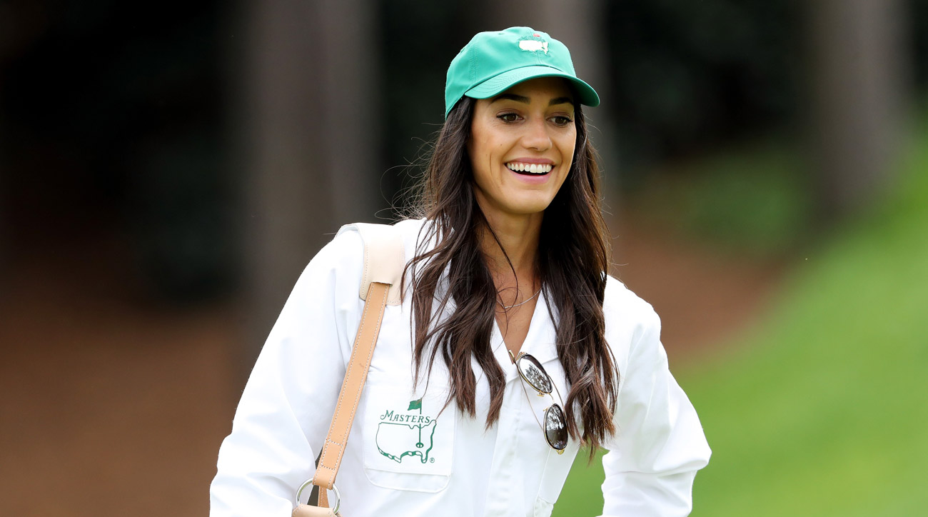 Allison Stokke, Rickie Fowler's girlfriend
