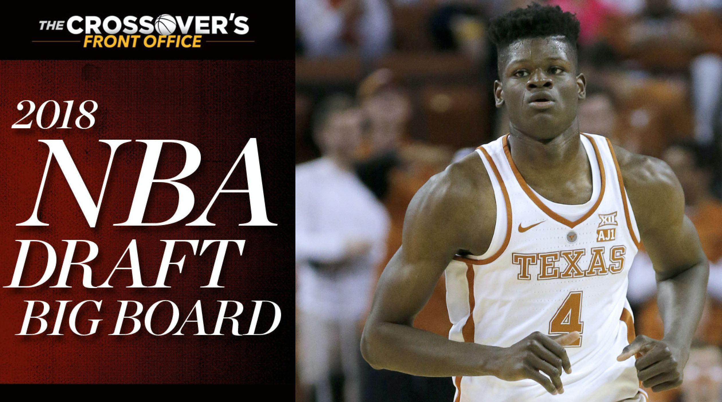 2018 NBA Draft Big Board 6.0  Top 80 Prospects As We Enter the Predraft  Process 467da0b53