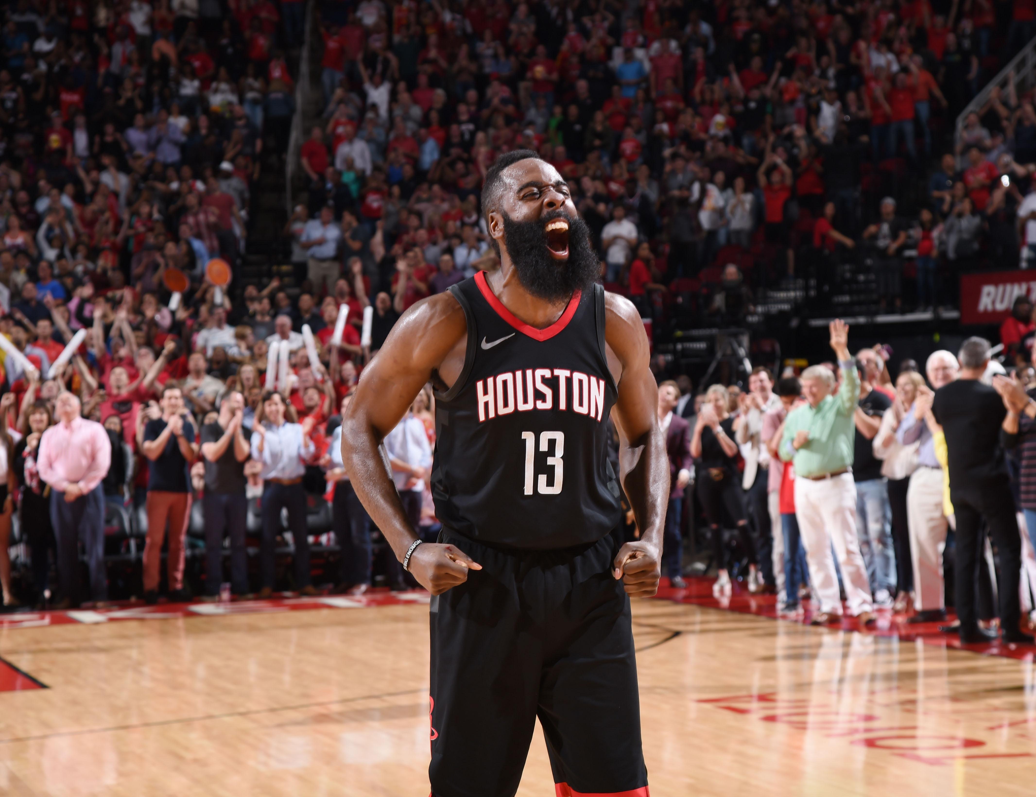 2017-18 NBA Awards  James Harden 627d220ae