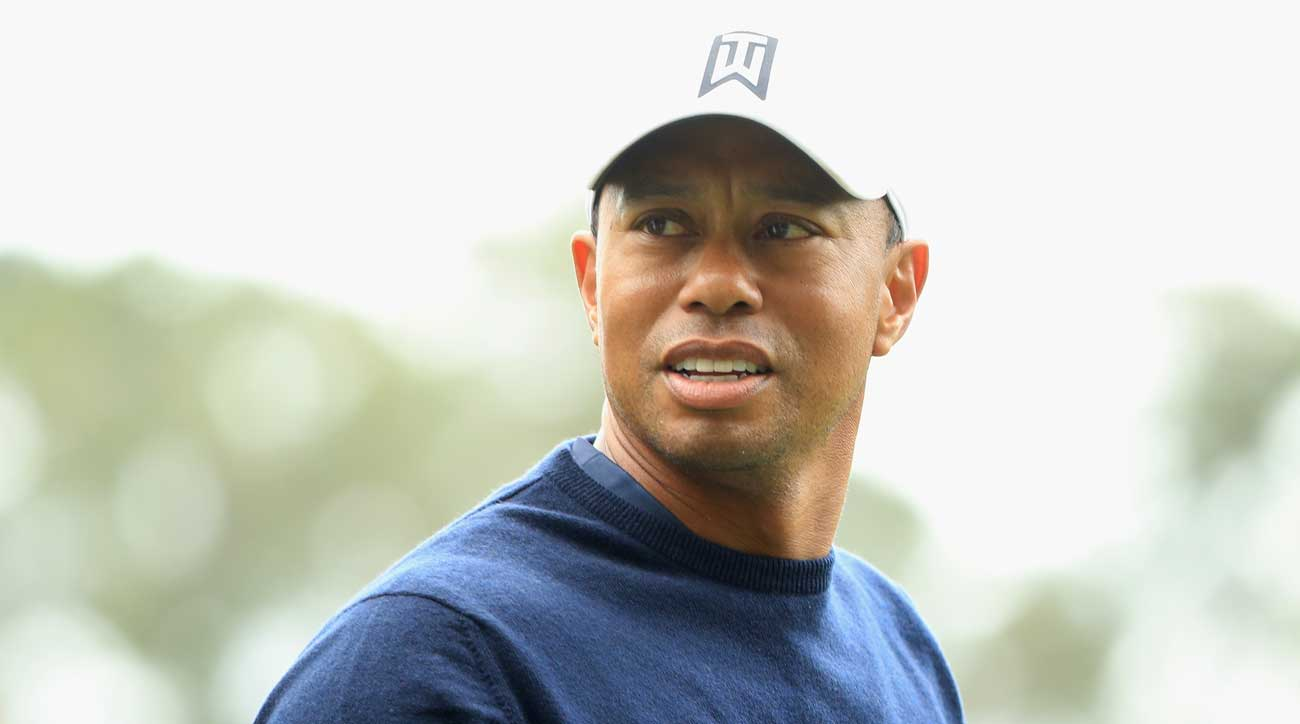 tiger woods officially files 2018 u s  open entry