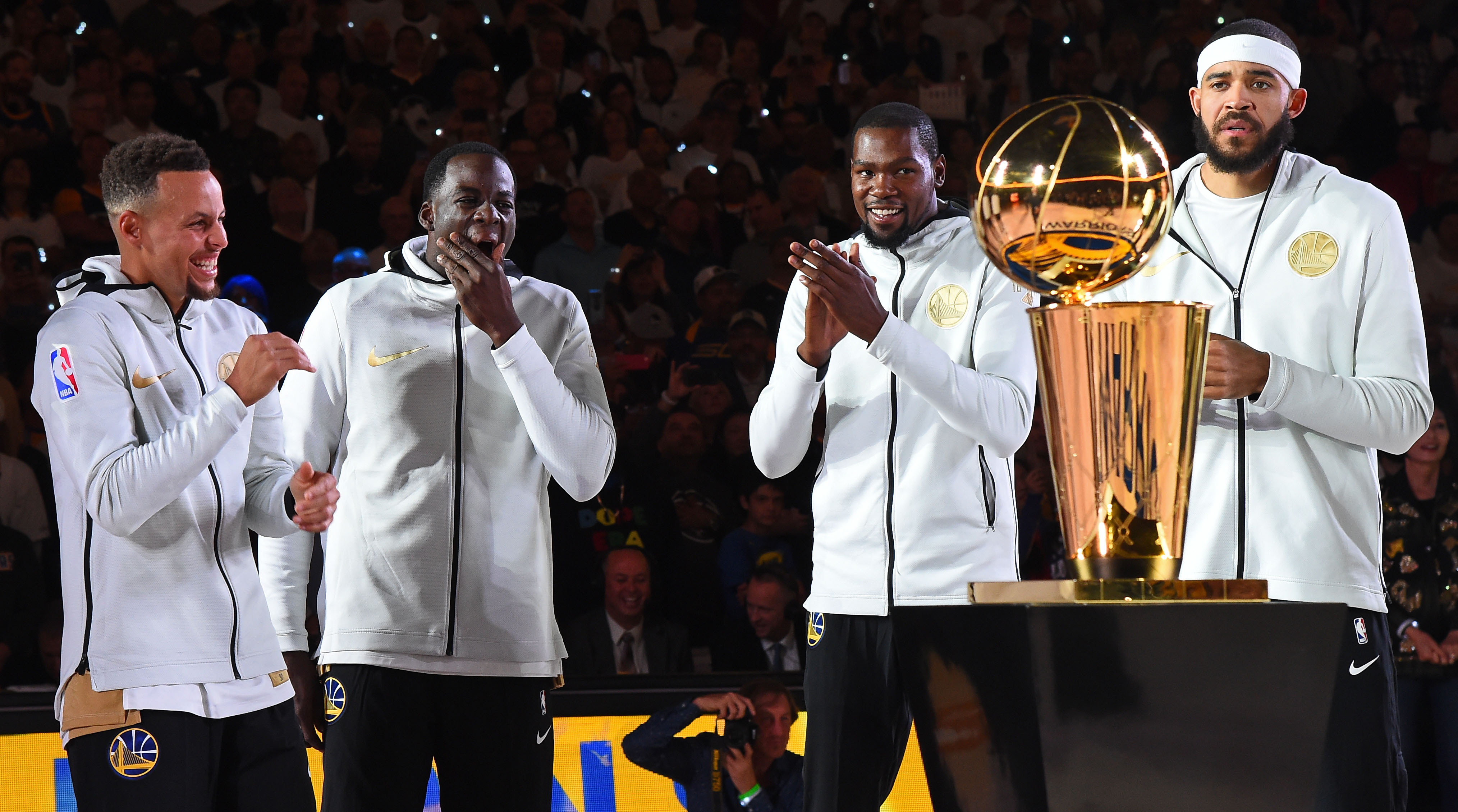 d43751348f2 2018 NBA Finals Predictions  Warriors-Cavs Favorites Again