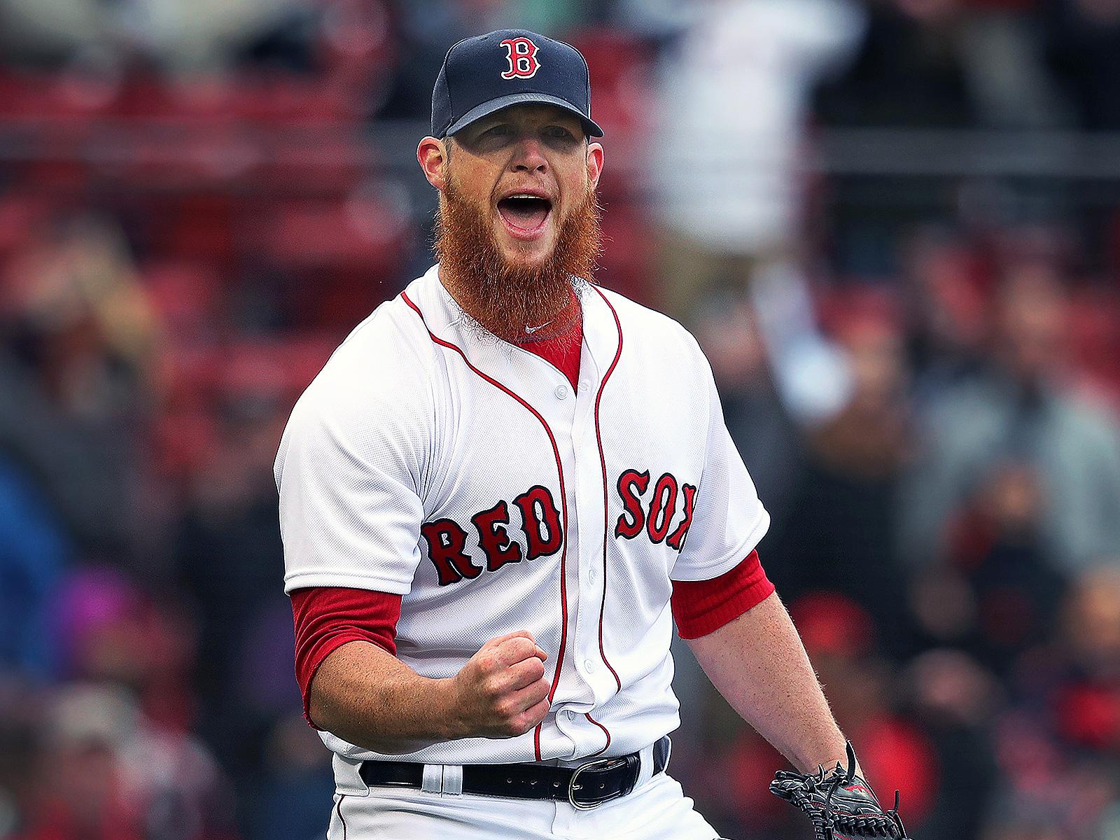 Boston Red Sox Craig Kimbrel