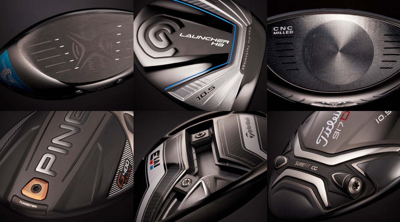 Golf driver technology