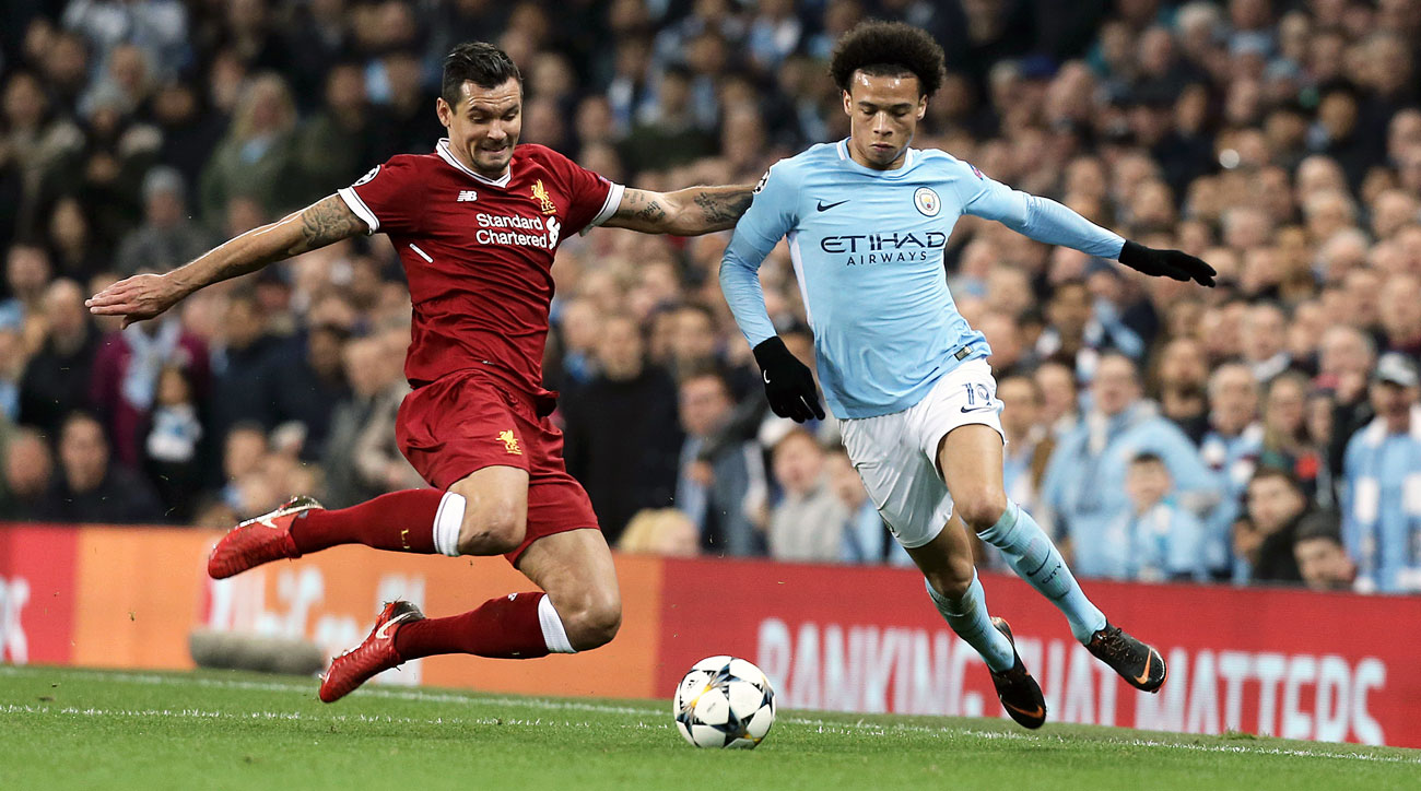 Liverpool will face Man City in the 2018 ICC