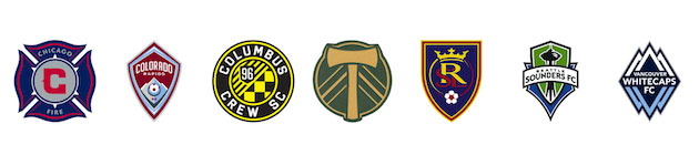 More was expected from the Seattle Sounders and Columbus Crew in MLS thus far