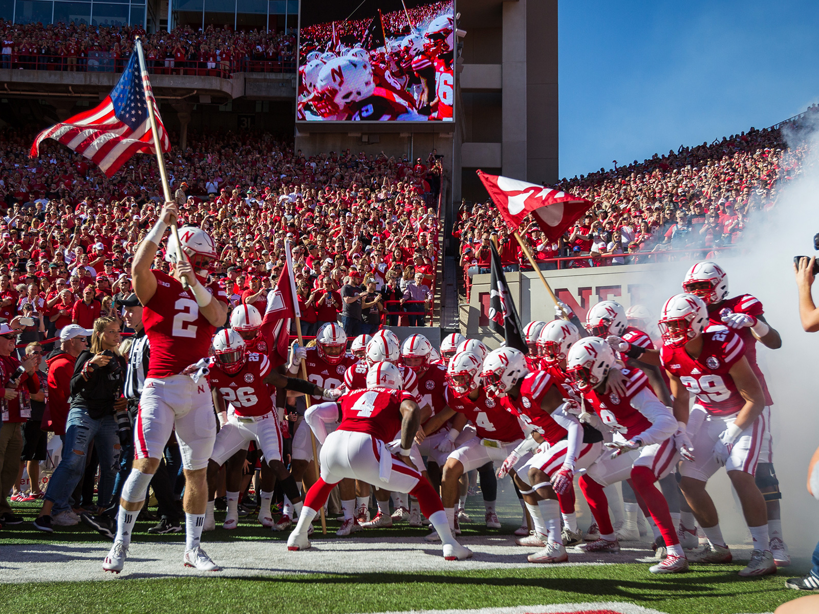 Scott frost can huskers great lead nebraska out of darkness si john petersonicon sportswire malvernweather Image collections