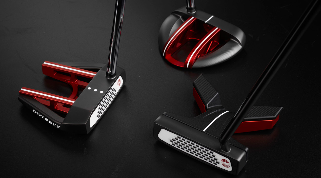 Odyssey EXO putters