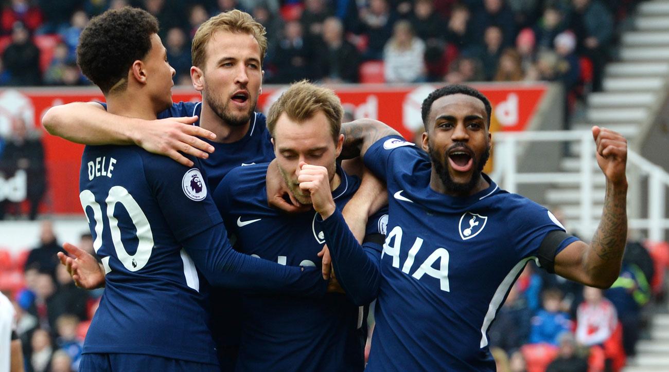 Tottenham faces Brighton in the Premier League