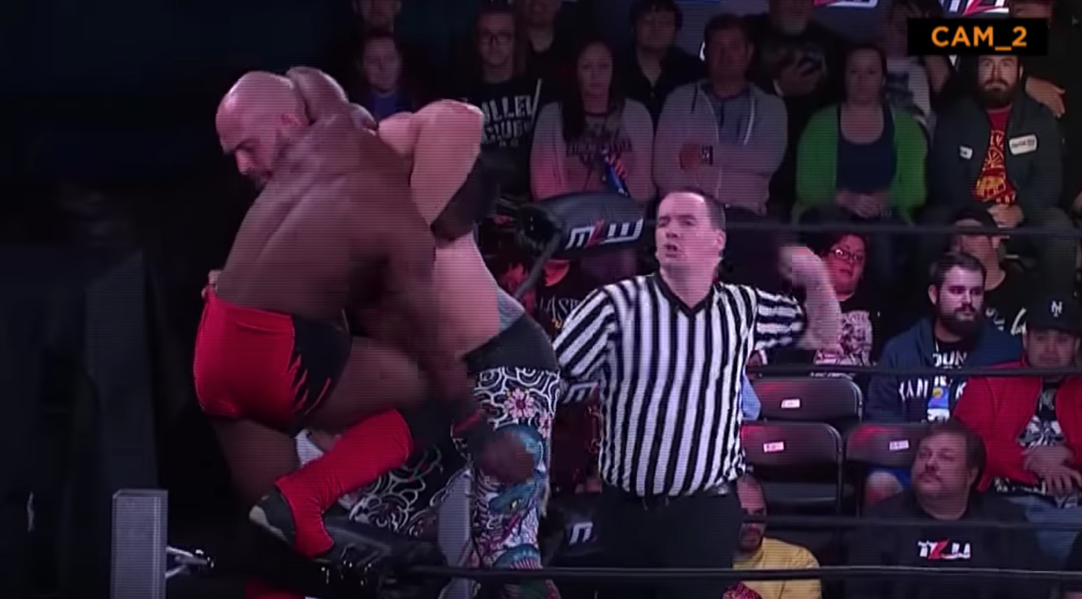 Major League Wrestling's newest commercial (video)