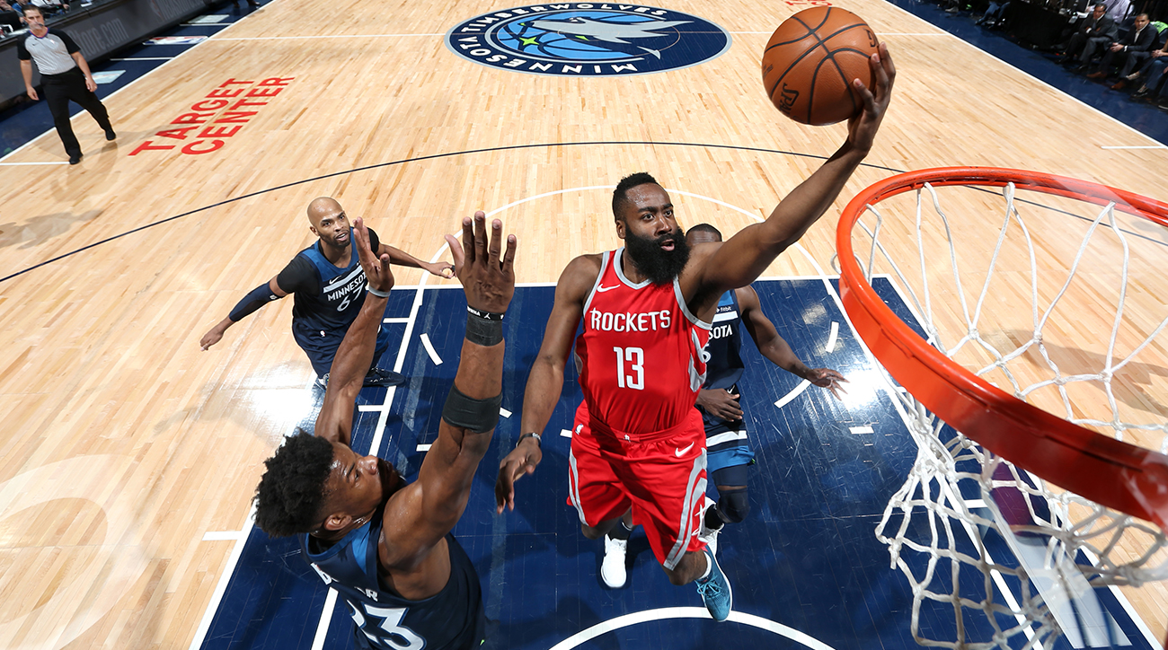 Houston Rockets v Minnesota Timberwolves - Game Four