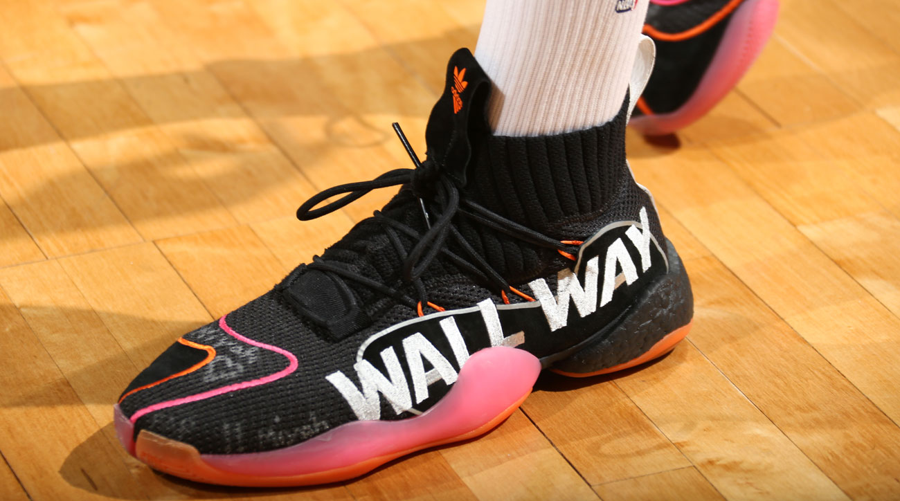 adidas Crazy BYW X worn by John Wall (Wizards)