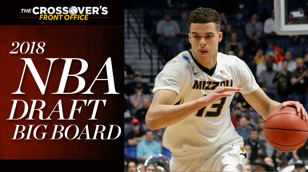2018 NBA Draft Big Board  Top 100 Prospects As Lottery Nears  062a91fc9