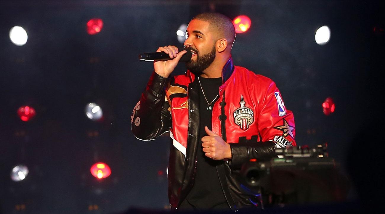 Canadian rapper Drake, Zurich Classic