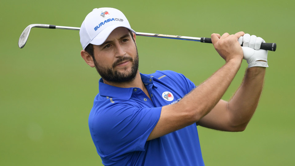 Will Frenchman Alex Levy catch Thomas Bjorn's eye in time for this year's Ryder Cup?