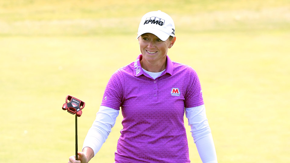 Stacy Lewis has won two majors, and she won the Portland Classic last year for her 12th LPGA Tour title.