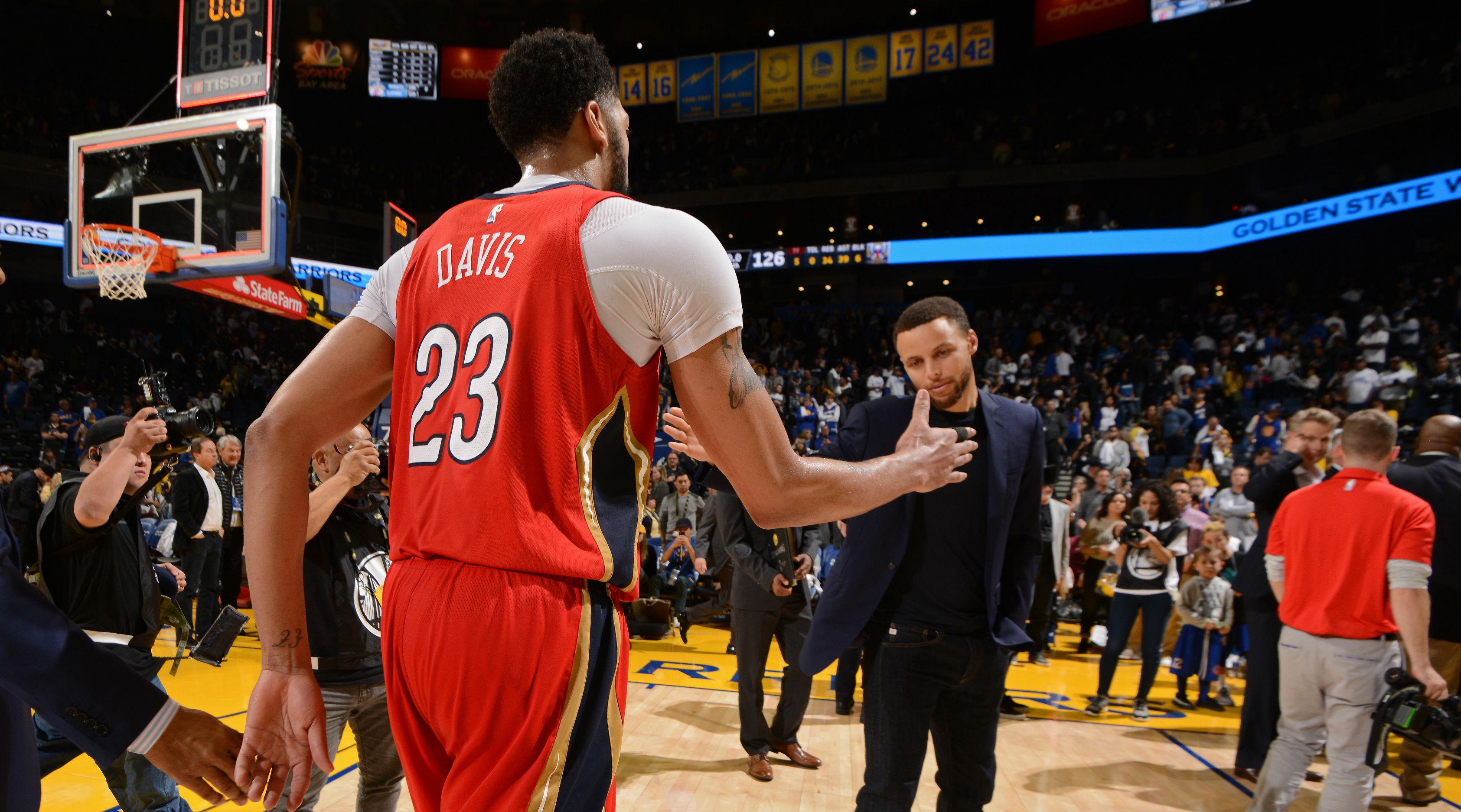 Pelicans mental breakdowns defensively lead to Warriors blowout win
