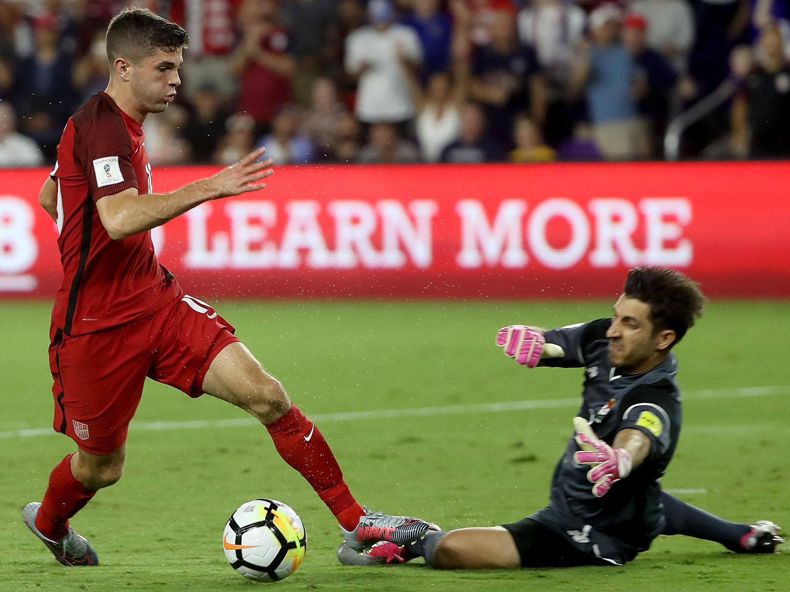 Christian Pulisic has emerged as the USA's best player despite being a teenager