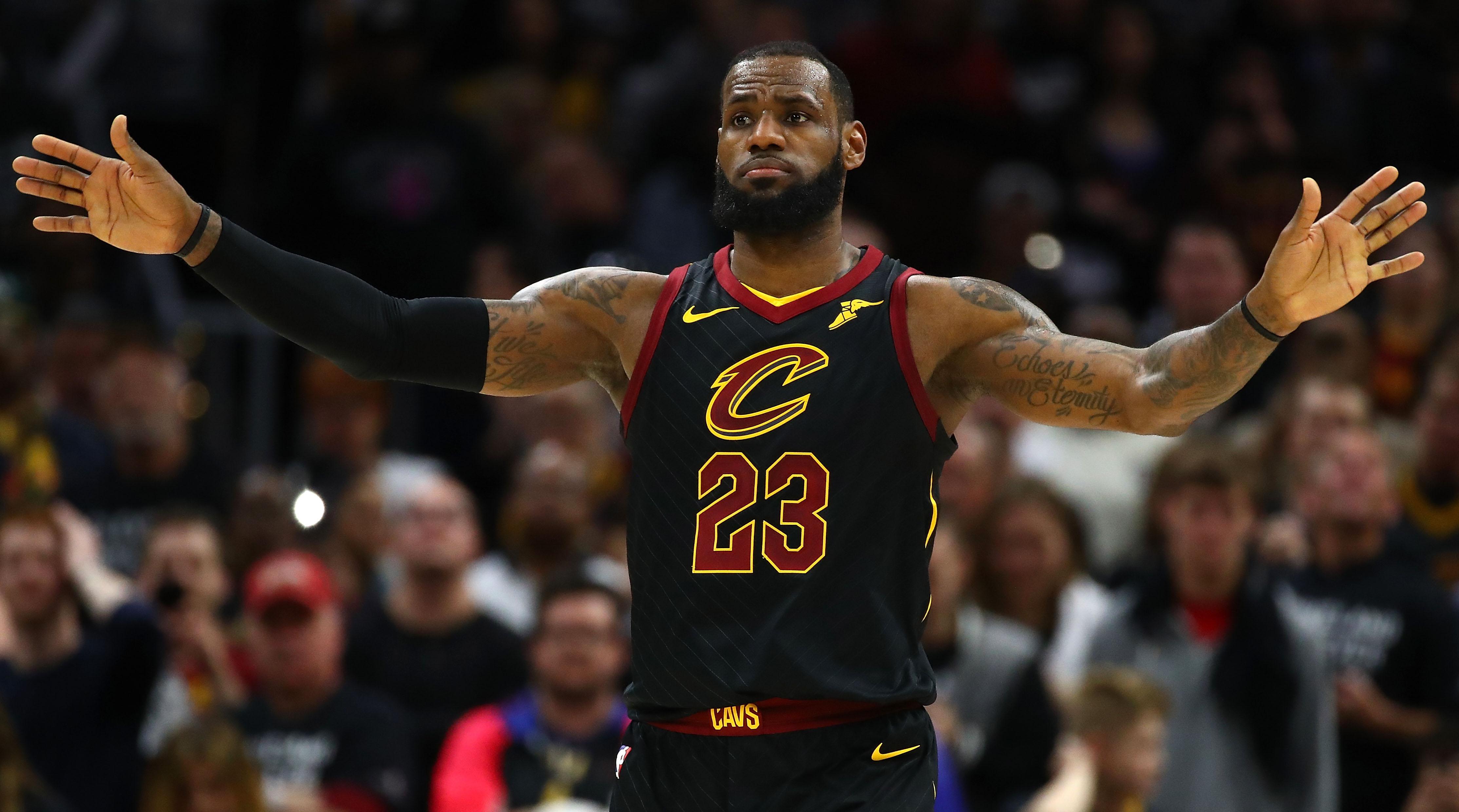Cavaliers Kalahkan Raptors Di Overtime