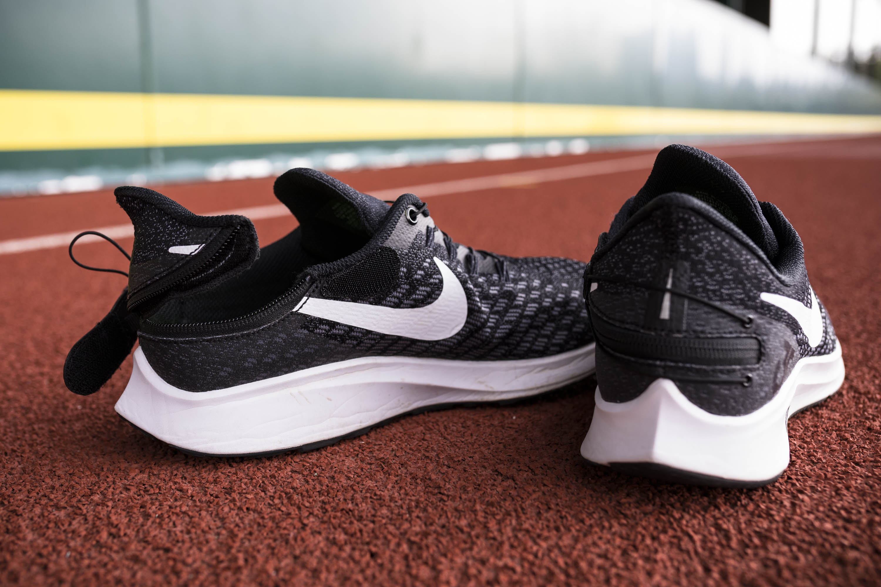 new concept 5c76a 1ff0c Nike FlyEase shoe technology to aid runners with ...