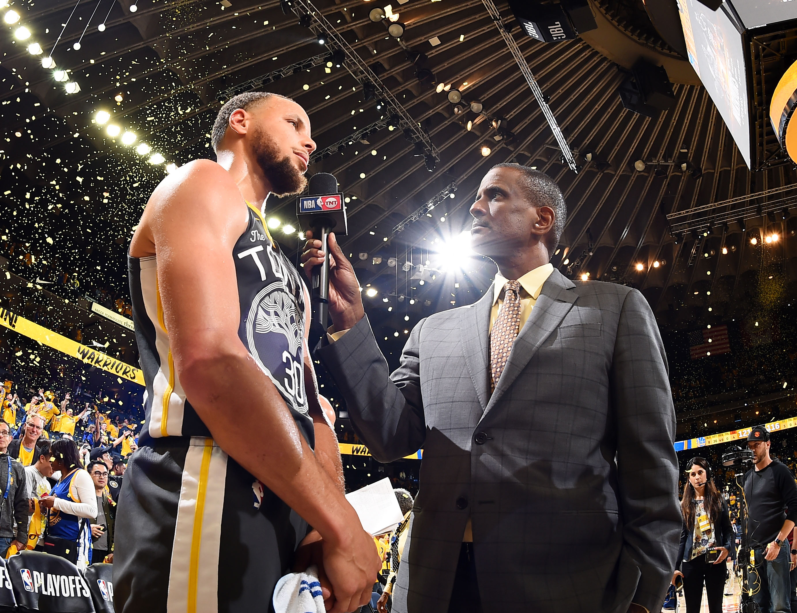 Warriors star Stephen Curry 'felt great' in impressive return from injury