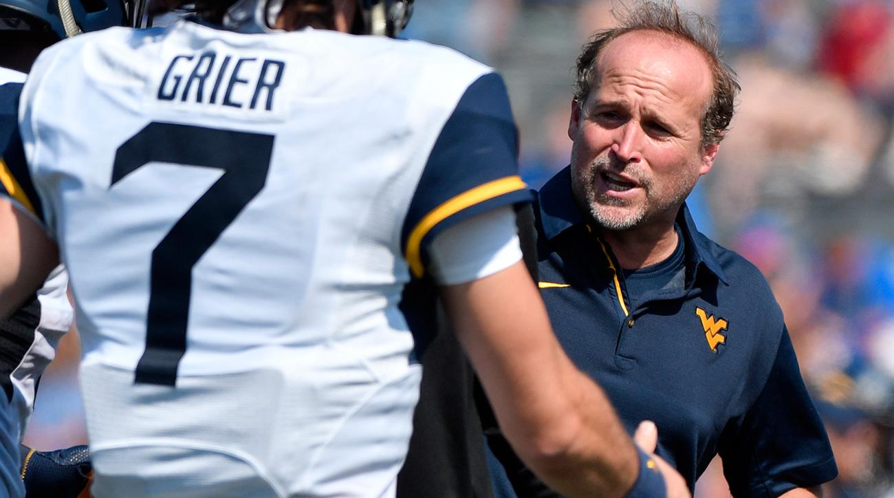 Dana Holgorsen preparing West Virginia for 2019 NFL draft
