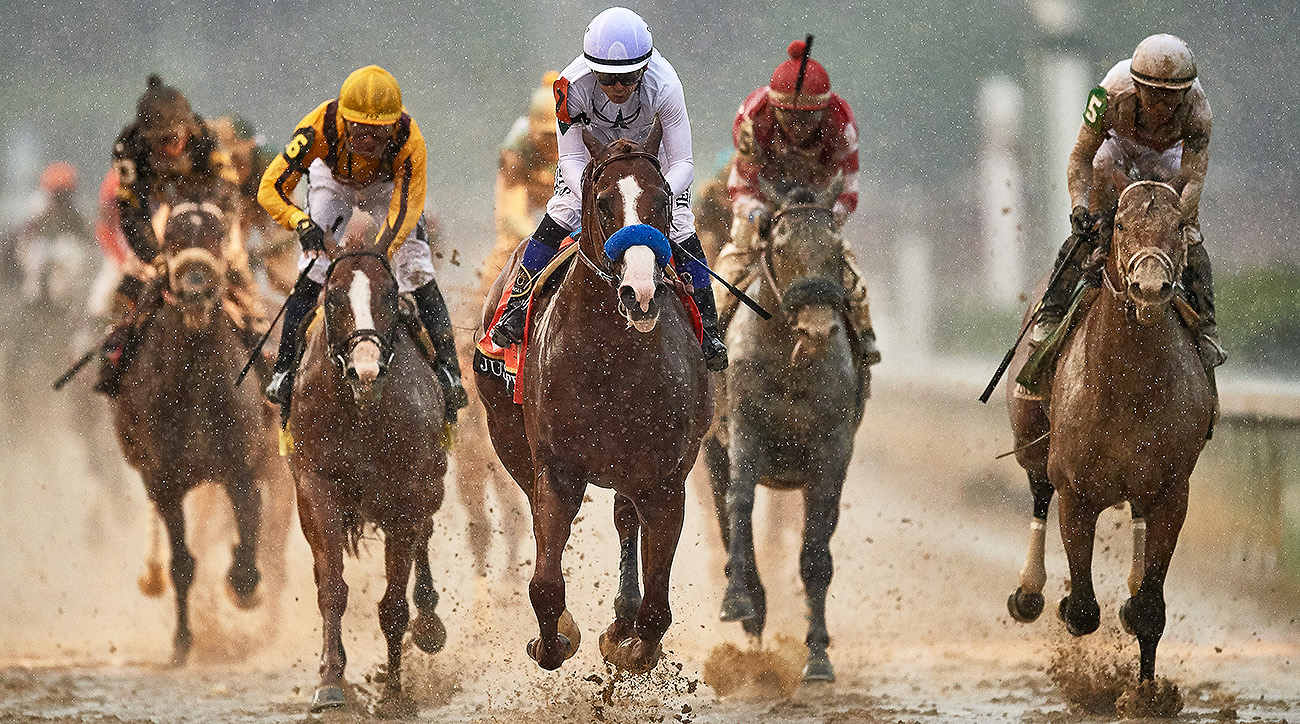Justify wins 144th Kentucky Derby